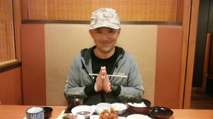 セミナーには芦ノ湖の帝王、高原プロも顔を出してくれました。ありがとう!