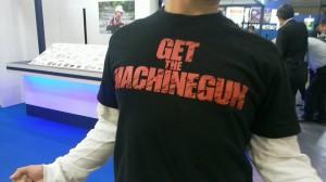 このTシャツは内外出版社ブースにて販売します!